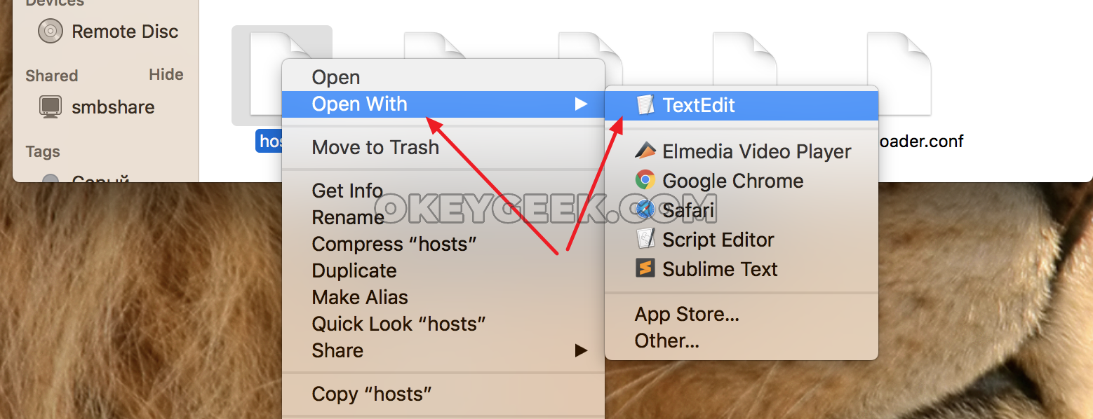 "Hosts file in Mac OS: how to open and edit it – via ""Terminal"" and"
