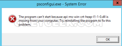 the program cant start because api-ms-win-crt-runtime-l1-1-0.dll is missing mendeley