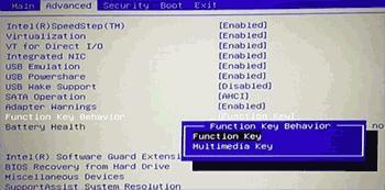 sony vaio laptop fn keys not working
