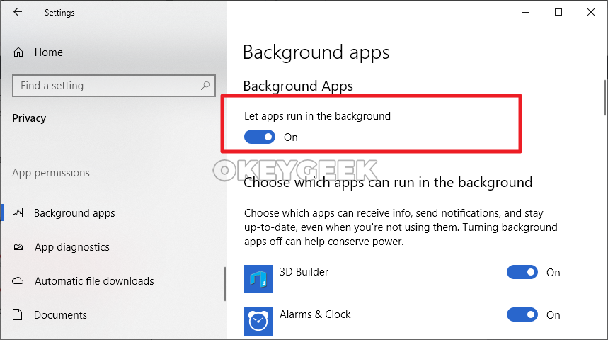 How to set data limit on a Windows 10 PC