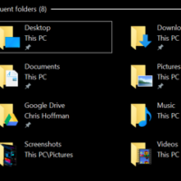 dark theme windows explorer